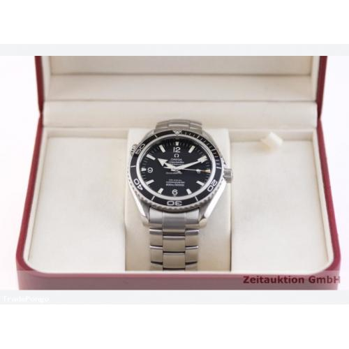 Omega Seamaster Planet Ocean Stahl Automatik Co Axial 168.1650
