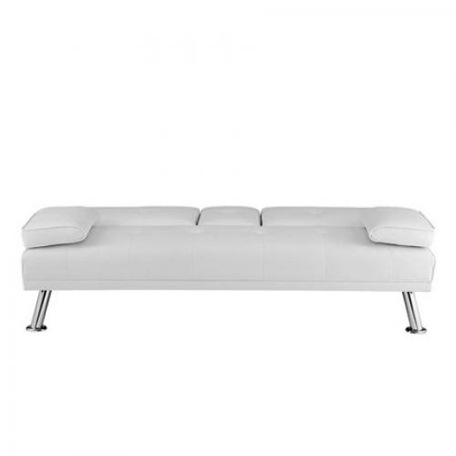 check out 9141c 2004c Naomi Home Futon Sofa Bed with Armrest