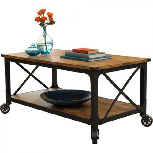 f18a5cf7fdbb Better Homes & Gardens Rustic Country Coffee Table / TradePongo