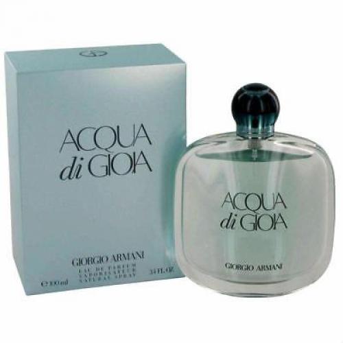 Acqua Di Gioia By Giorgio Armani Women Perfume 33 Edp 34 Oz New In