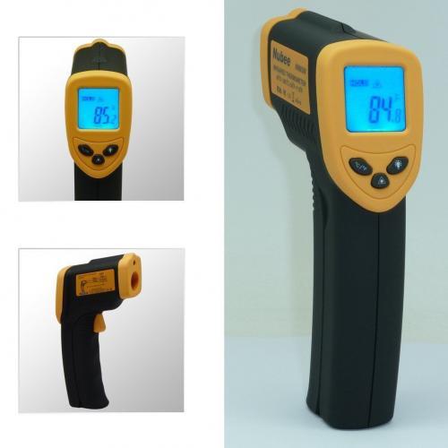 Temperature Gun Non-contact Digital Laser Infrared IR Thermometer Free  Shipping   TradePongo ac828c4976590