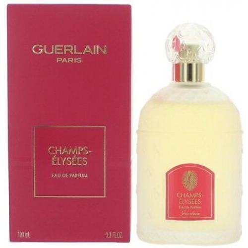 Champs Elysees By Guerlain Perfume For Women Edp 33 34 Oz New In