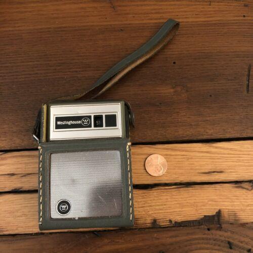 Westinghouse Transistor Radio H707p6gp