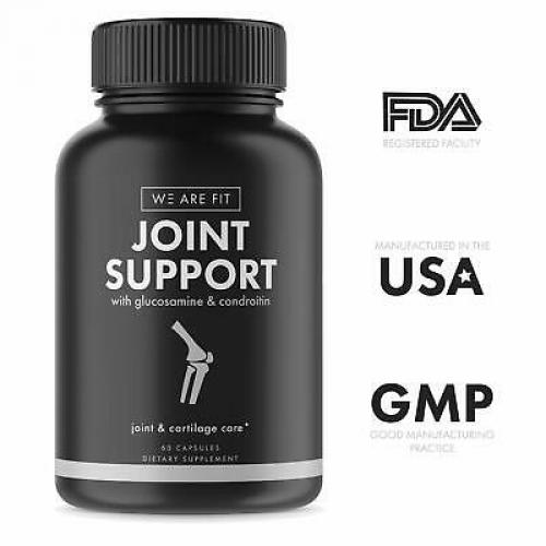 Joint Support Extra Strength Supplement Ease Joint Pain - Promote Cartilage L...