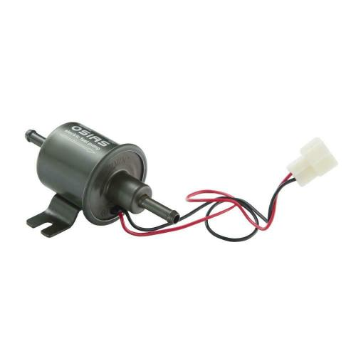 OSIAS 12V Gas Diesel Electric Fuel Pump Inline Low Pressure HEP02A