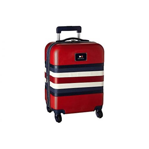 Tommy Hilfiger Hamilton 21 Upright Suitcase Red