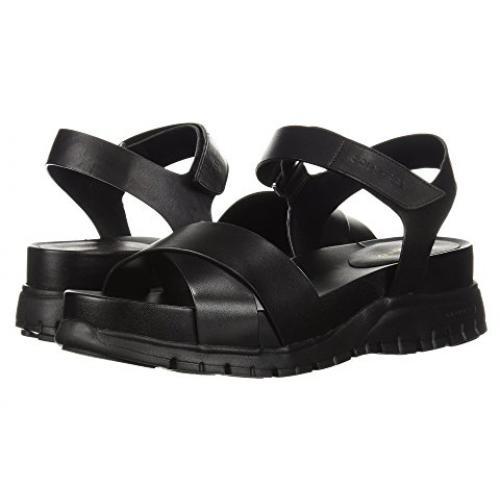 edc5d1c607f Cole Haan Zerogrand Sandal II - Leather   TradePongo