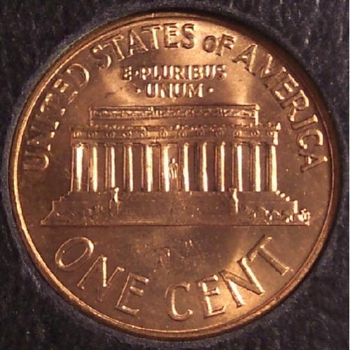 1960 Large Date Lincoln Penny Choice BU #1005